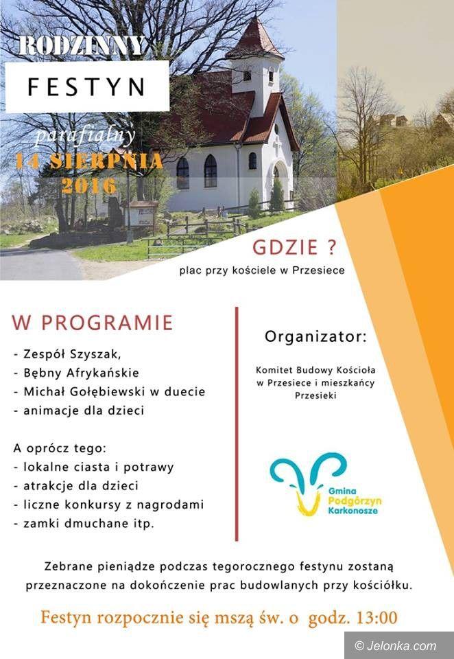 Region: Rodzinny Festyn Parafialny w Przesiece