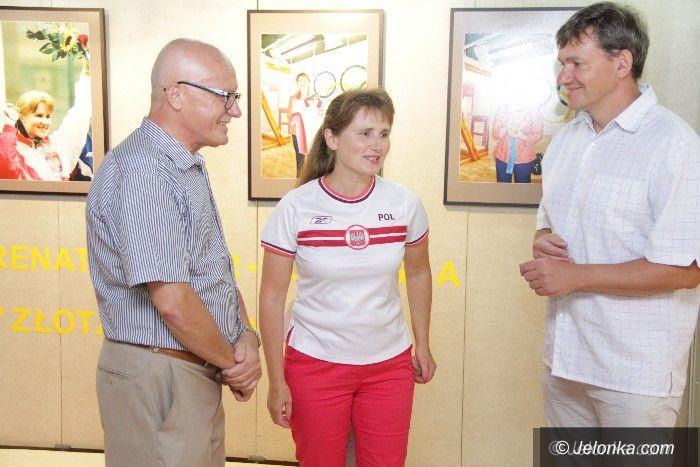 Karpacz: Złota Renata w Muzeum Sportu i Turystyki
