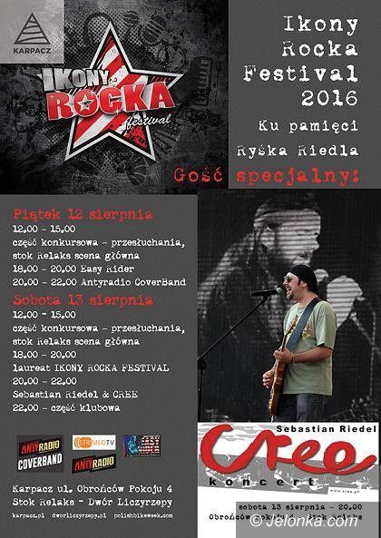 Karpacz: Festiwal Ikony Rocka pod Śnieżką