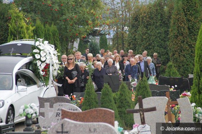 Piechowice: Pożegnanie Ryszarda Wojnarowskiego