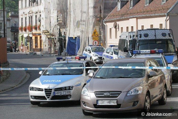 Jelenia Góra: Eksplozja w Cieplicach. Areszt dla 31–latka