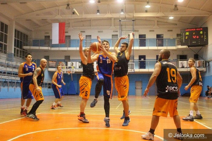 Jelenia Góra: Koszykarze Sudetów gotowi do sezonu