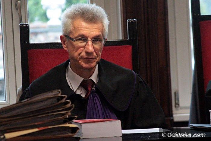 Jelenia Góra: Sędzia Andrzej Wieja kończy pracę w sądzie