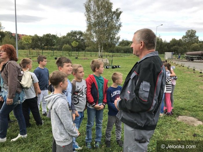 Jelenia Góra: Dzieci razem z Wodnikiem