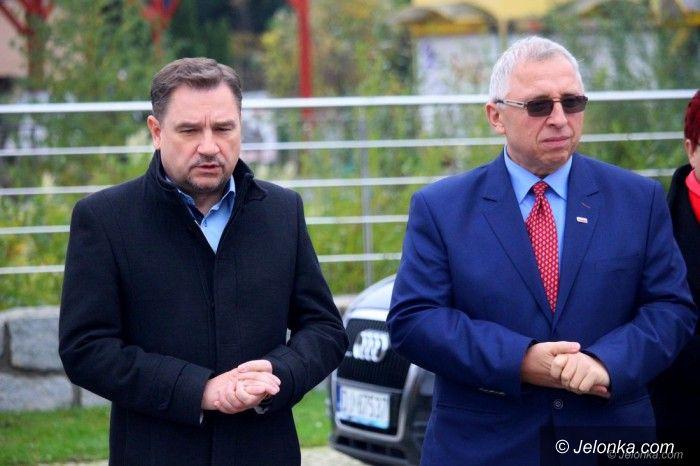 Jelenia Góra: Piotr Duda rozpoczął wizytę w Jeleniej Górze