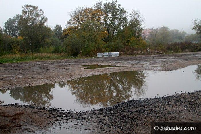 Jelenia Góra: Nowe nadzieje na parking nie tylko dla autobusów
