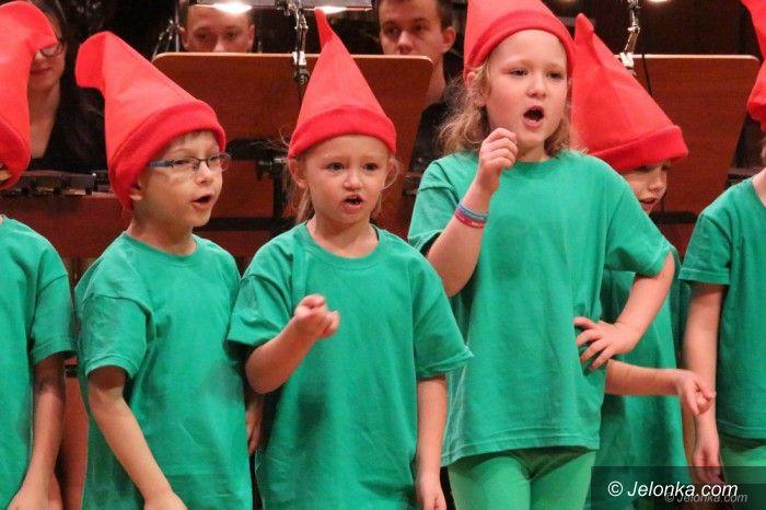 Jelenia Góra: Szukali muzyki w leśnych ostępach
