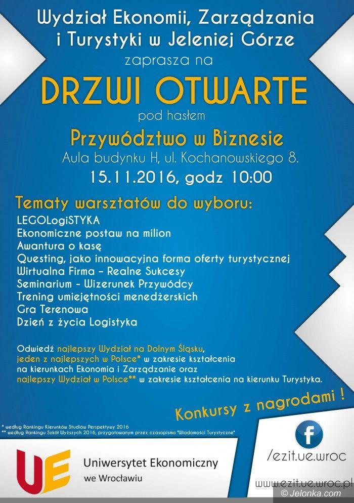 Jelenia Góra: Otwarte drzwi u ekonomistów we wtorek
