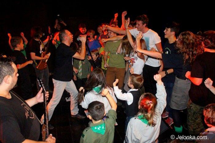 Jelenia Góra: Szalona radość na harcerskim festiwalu