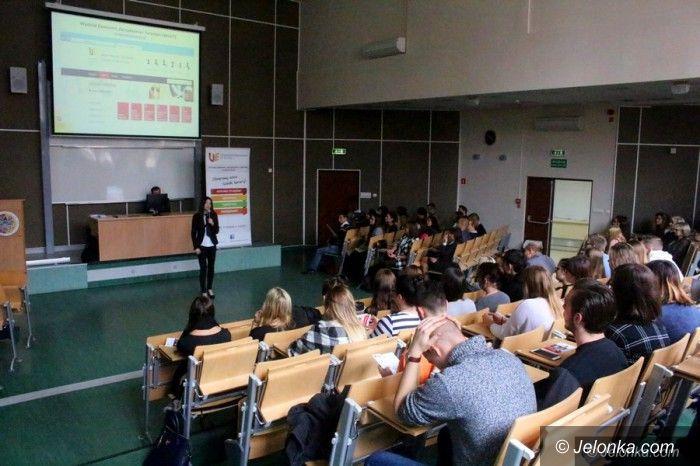 Jelenia Góra: Uniwersytet Ekonomiczny kusi maturzystów