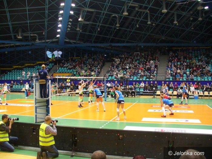 Wrocław: Sokoliki na meczu Orlen Ligi