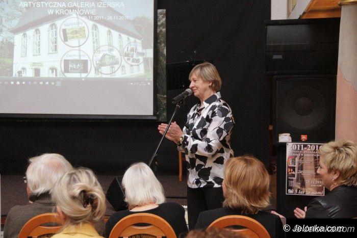 Region: Artystyczna Galeria Izerska obchodziła 5–lecie