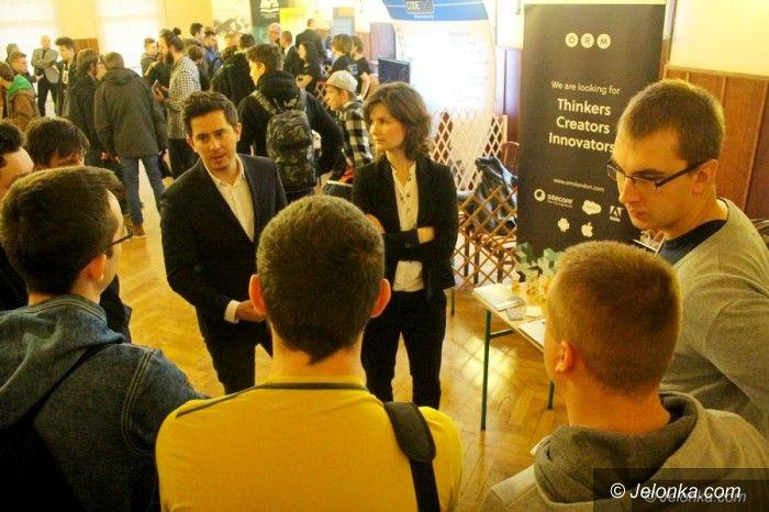 Jelenia Góra: Studenci zainteresowani praktykami w branży IT