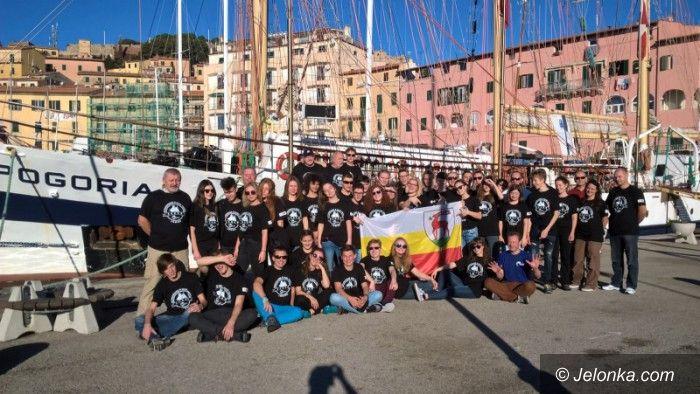 Europa: Pogoria z jeleniogórzanami wpłynęła do Nicei