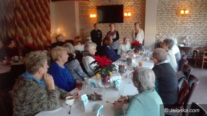 Szklarska Poręba: Spotkanie z seniorami w Szklarskiej Porębie