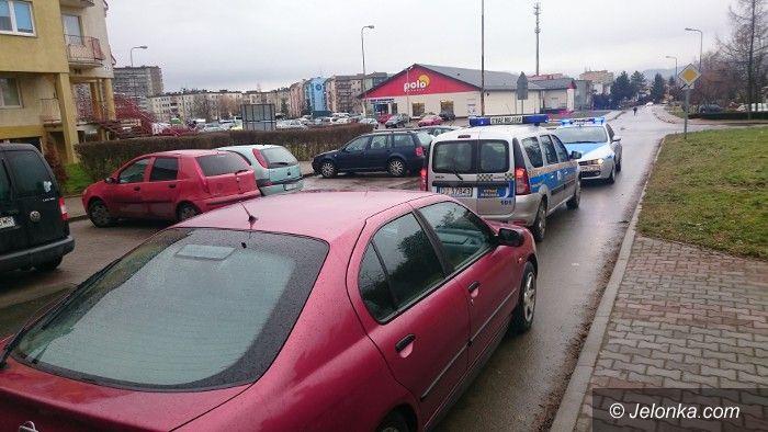 Jelenia Góra: Strażnicy miejscy ujęli nietrzeźwego kierowcę
