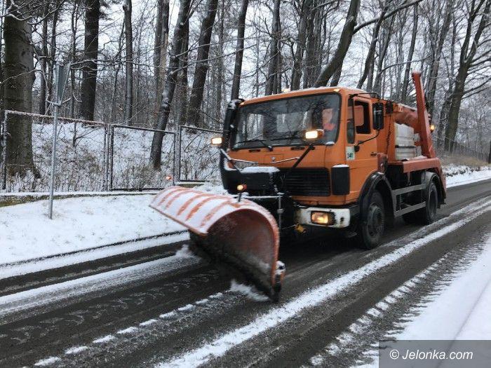 Jelenia Góra: Zima nie zaskoczyła