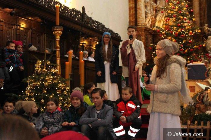 Jelenia Góra: Diabły i anioły w… kościele