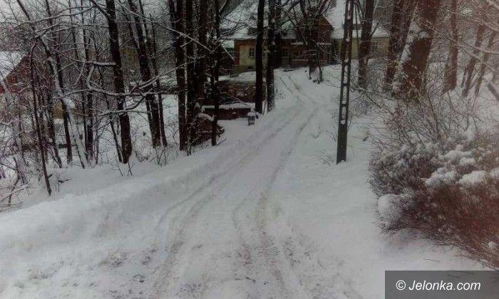 Region: Czytelnik: toniemy w śniegu