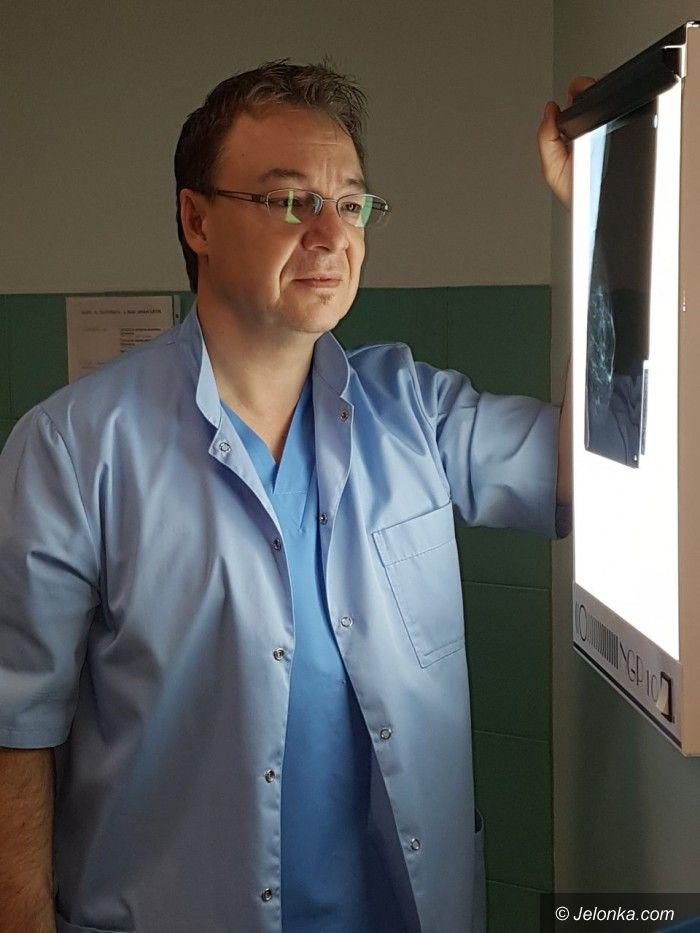 Jelenia Góra: Diagnostyka zmian w piersi. Badania profilaktyczne u onkologa.