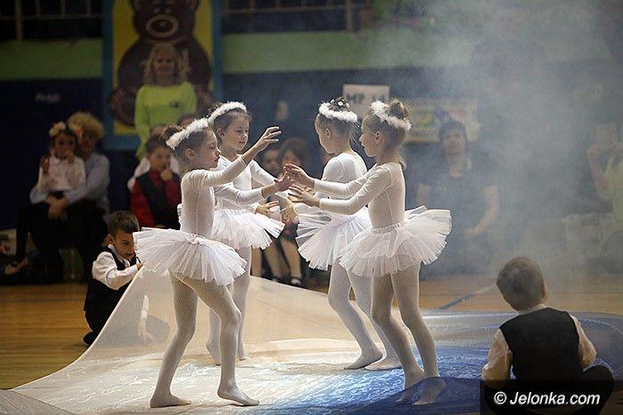 Jelenia Góra: Maluchy wytańczyły grad złotych medali