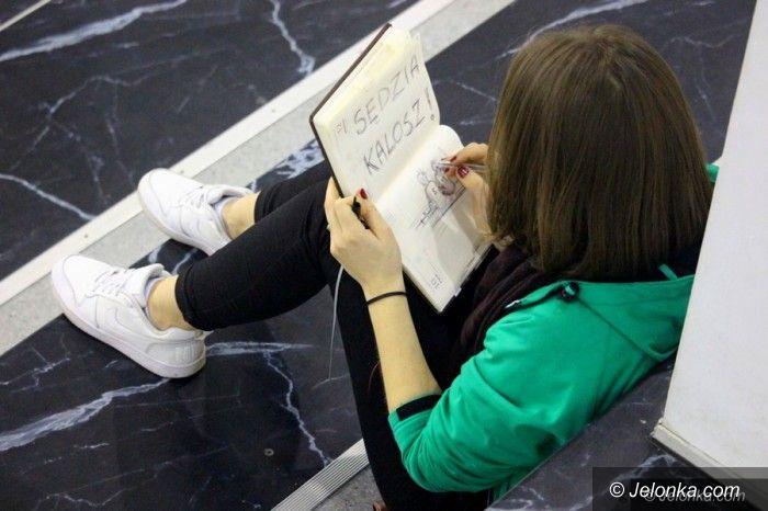 Jelenia Góra: Wichoś ambitnie walczył z Liderem