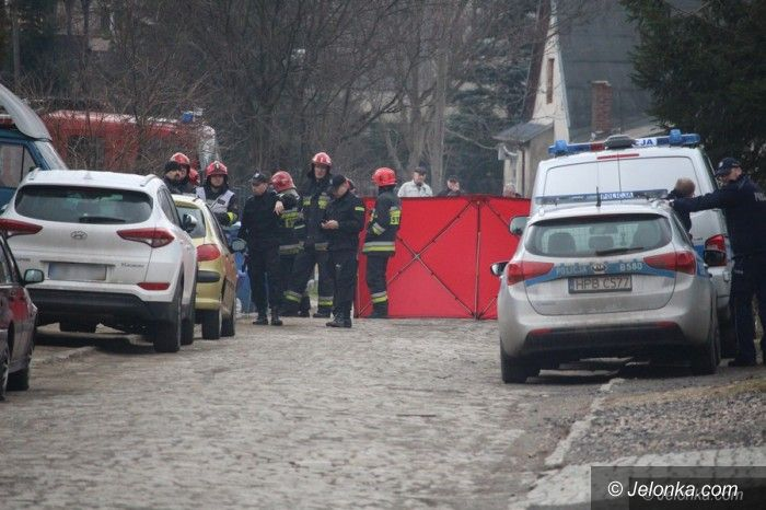 Jelenia Góra: Pod autem w Cieplicach nie było bomby (aktualizacja)