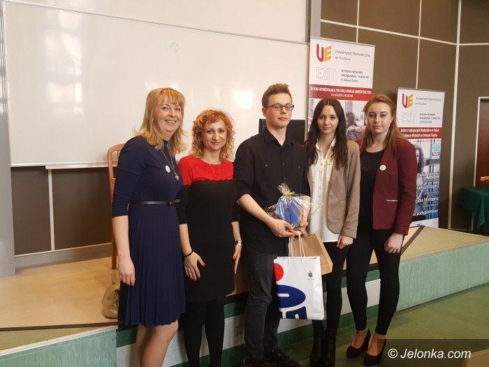 Jelenia Góra: Była olimpiada przedsiębiorczości dla uczniów