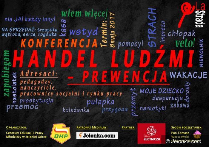 Jelenia Góra: O handlu ludźmi – konferencja w Jeleniej Górze