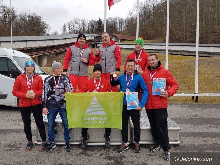Sigulda: Dominacja naszych saneczkarzy na Łotwie