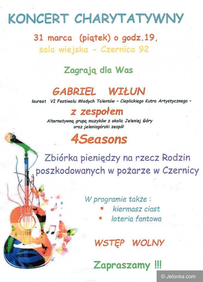 Region: Koncert charytatywny w Czernicy – dzisiaj