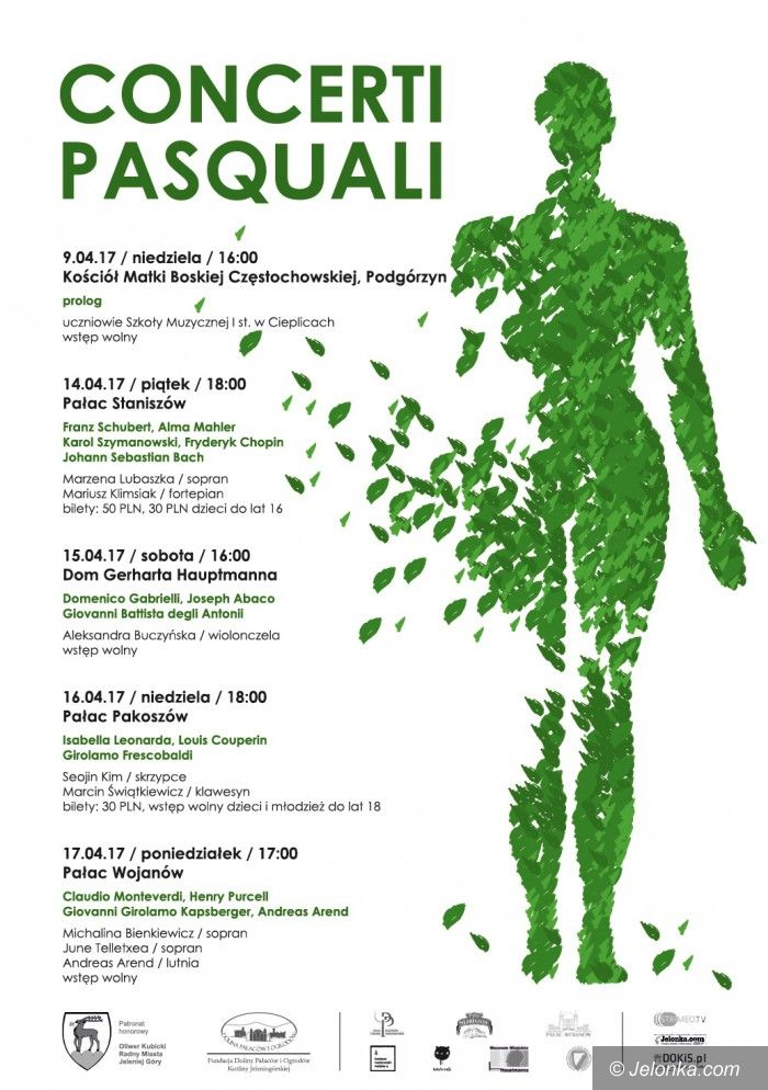 Region: Od niedzieli rusza Festiwal Concerti Pasquali