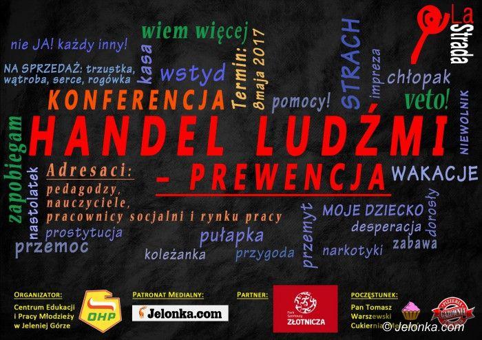 Jelenia Góra: Na konferencję o handlu ludźmi już nie ma miejsc