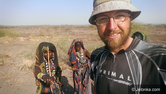 Jelenia Góra: Damian Drobyk i Ethiopian Expedition 2017