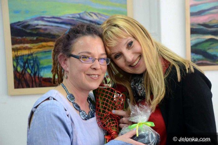 Jelenia Góra: Wystawa obrazów malowanych sercem