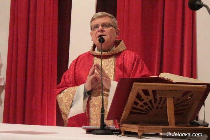 Jelenia Góra: Msza św. z okazji Dnia Strażaka