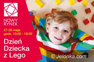 Jelenia Góra: Dzień Dziecka z Lego – Nowy Rynek zaprasza