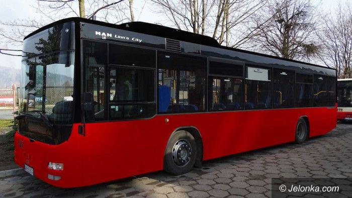 Jelenia Góra: Jaki kolor autobusów?