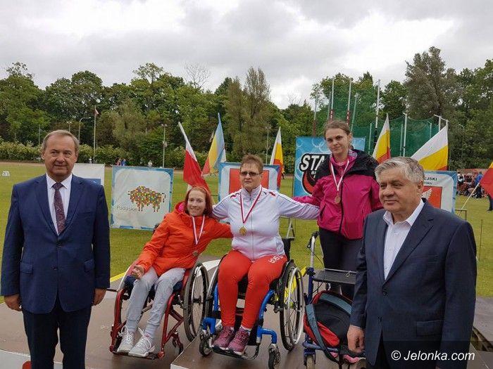 Białystok: Świetny występ Lucyny Kornobys w MP