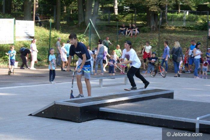 Kowary: Skatepark w Kowarach oficjalnie otwarty