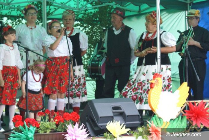Region: Festiwal ludowy w Gruszkowie na medal!