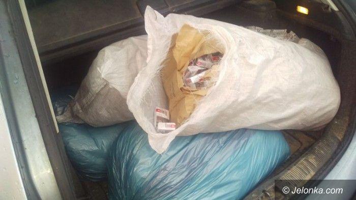 Kowary: Przewoził krajankę tytoniu i papierosy bez akcyzy