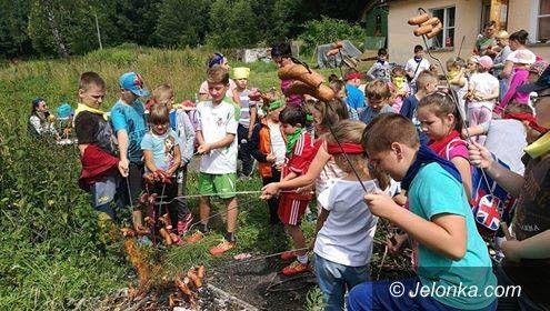 Jelenia Góra: Świetna zabawa podczas III turnusu półkolonii z MOS–em