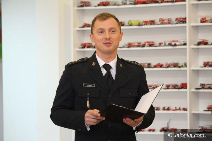 Jelenia Góra: Awans zawodowy Andrzeja Cioska