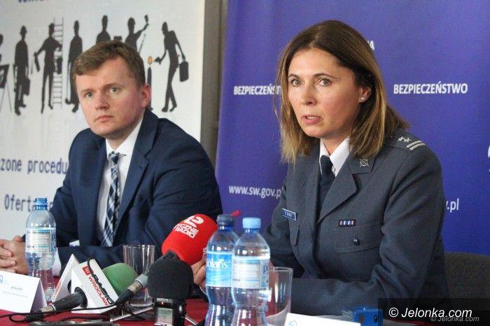 Jelenia Góra: Nowe miejsca pracy dla więźniów