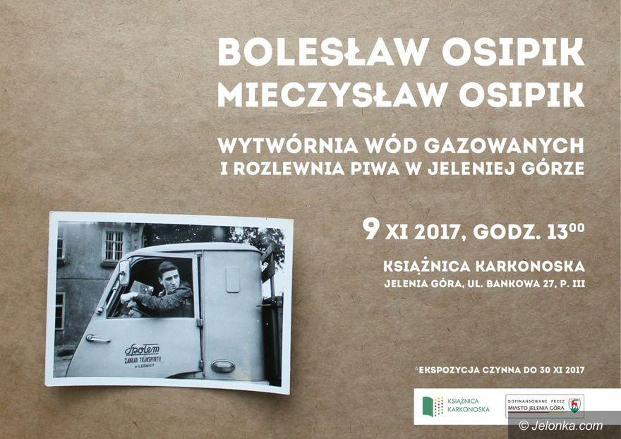 Jelenia Góra: Wystawa o historii jeleniogórskiej rozlewni