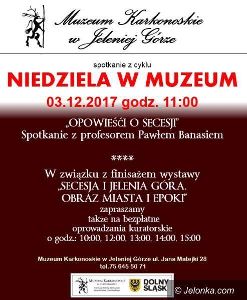 Jelenia Góra: Opowieści o secesji jutro w muzeum