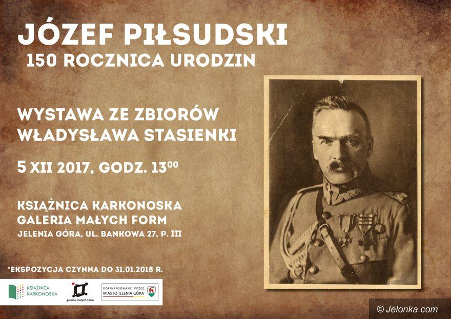 Jelenia Góra: Józef Piłsudski – wystawa w Książnicy