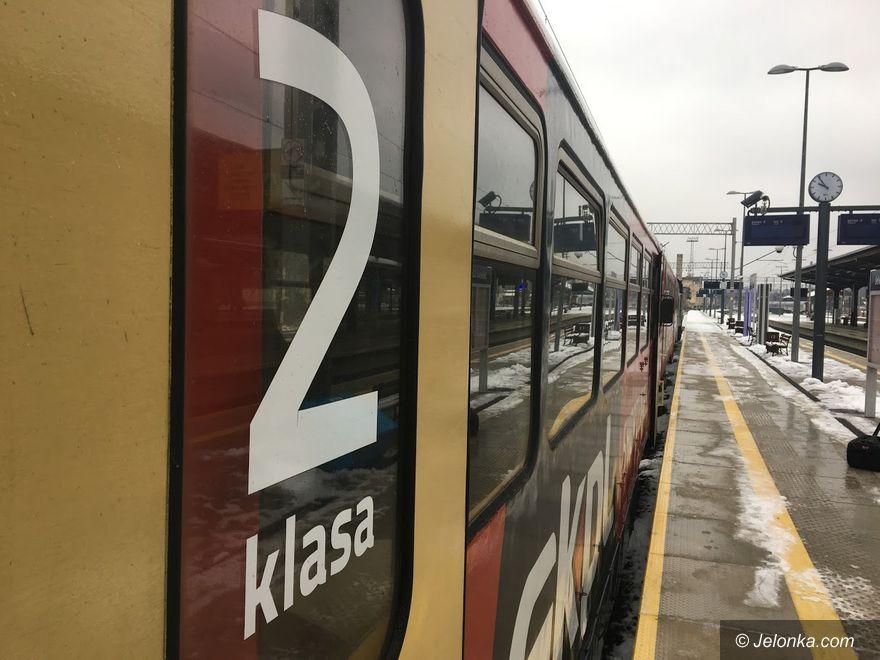 Region: Przejażdżka pociągiem z podtekstem