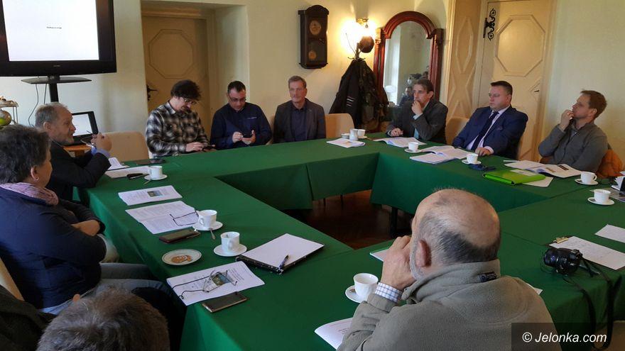Region: W Bukowcu o parku kulturowym kotliny